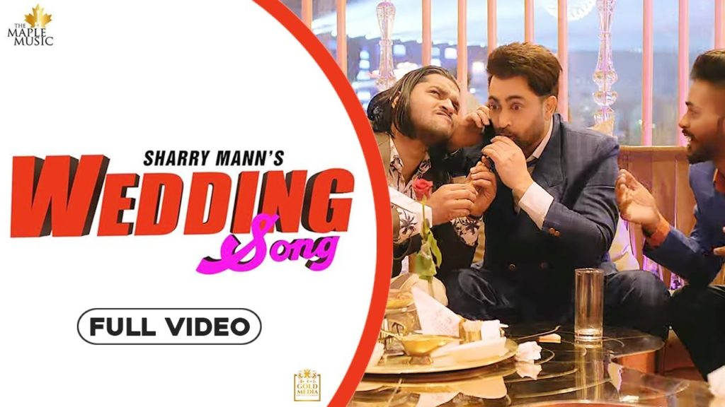 Wedding Song lyrics - Sharry Mann