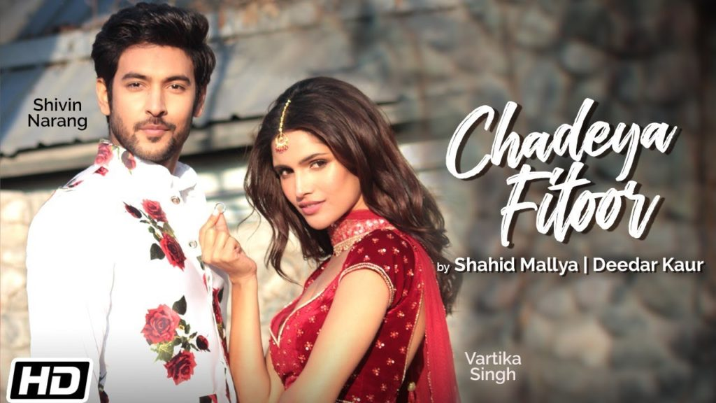 Chadeya Fitoor Lyrics